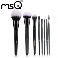 MSQ 8pcs Makeup Brushes Set Beauty Large Powder Eyeshadow Eyebrow Make Up Pro Brushes High Quality Synthetic Hair