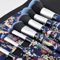 MSQ 12pcs Private Label Make Up Brush Set New Style Cosmetics Makeup Brushes